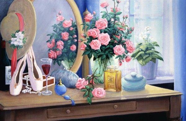 19- Aquarelles de Peter Motz