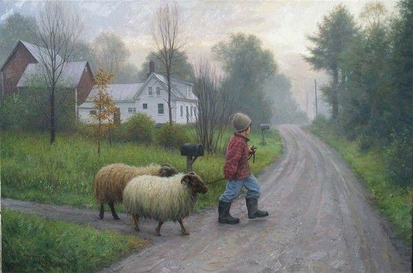 18-Beaux tableaux de  Robert Duncan