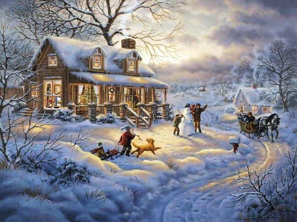 11-Beaux tableaux d'hiver (J.G)