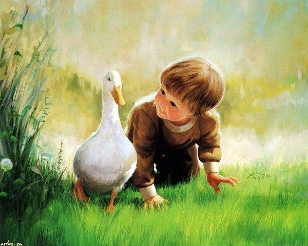 18- Beaux tableaux de Donald Zolan